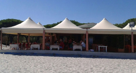 Beach restaurant-residence-sa-playa